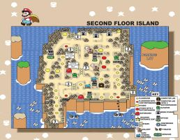 Second Floor Island by AngstyGuy
