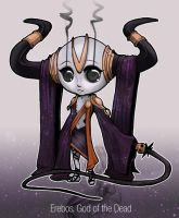 Erebos, God of Adorable by Deems