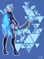 PROJECT: Ashe by ismenec