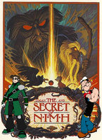 Logan and The Secret of NIMH Poster by HewyToonmore