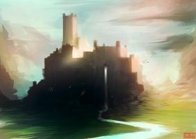 Castle by kovah