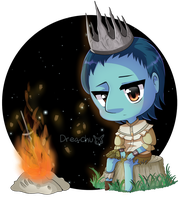 Dark souls Chibi by DreaChu