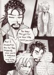 A Divine Black Comedy: page 5 by LoveHateHero21