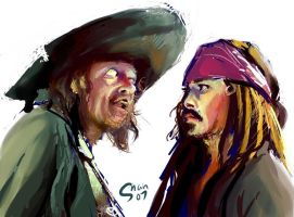 Pirates by shan5