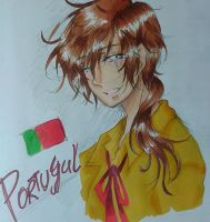 .: APH Portugal - First ever sketch :') :. by MinatoP3-Tatty