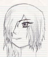 Old Drawn Picture by Deathkidsouleater94
