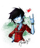 Marshall Lee - Version without blood by JinxCrest101