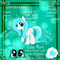 Winterbliss +2012 REF+ by Lunachu3