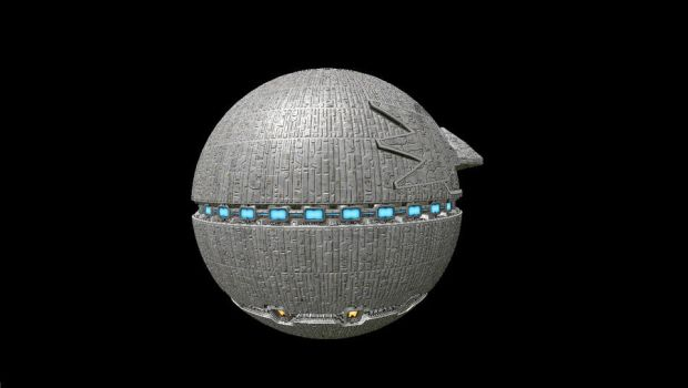 Death egg side [right[ by just-wii