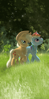 Afternoon Stroll by MohawkMax