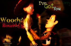 I've Got You - Woody's Roundup by PixarPride
