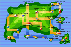 PKMN-Termina Map with Names by rosa-pegasus