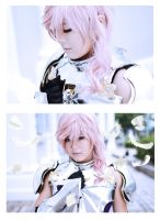 Lightning: My Prayers by SakuMiyuku