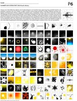 100 Thumbnails of the Sun by RVGENomini