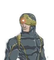 Cyclops revisited by e-osu