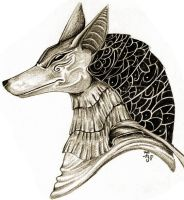 Anubis by I-A-Grafix