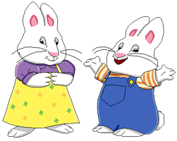 Max and Ruby by MollyKetty