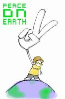 let's make peace on earth by oprik