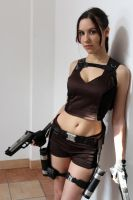 Lara Croft Underworld2 - IGAMES'13 by TanyaCroft