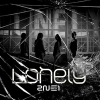 2NE1: Lonely 4 by Awesmatasticaly-Cool