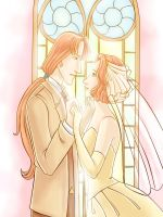 Wedding by LordSiverius