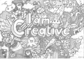 I am creative ... NOT by riXon