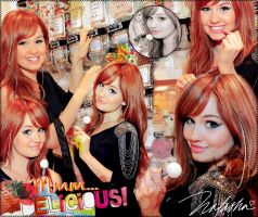Debby Ryan Blend by nataschamyeditions