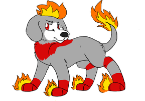 Fire Entry by alexlovedogz