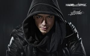 Headhunterz - Hard with Style - Desktop wallpapers by BulkoVski
