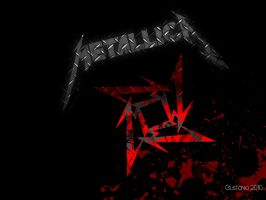 Metallica Wallpaper by GustavosDesign