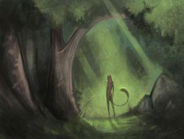 forest concept by Namisis