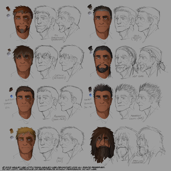 Gale Identities by GreekCeltic