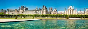 Fontainebleau - Panoramic view by lebreton