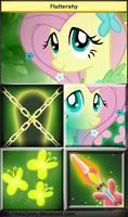 Fluttershy, the Enchantress by Dota2Pony