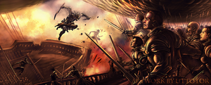 The Banyak Awan Battle by UTTOTOR