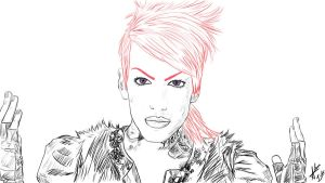 Jeffree Star by lektracer