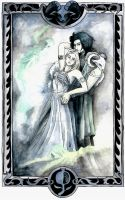 CoK Activity 8 - Persefone and Ares by GemmaGuerrero