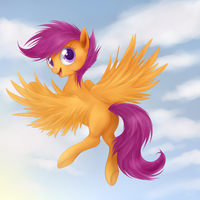 Scootaloooo by Mn27