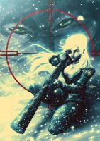 Sniper Wolf by Austh