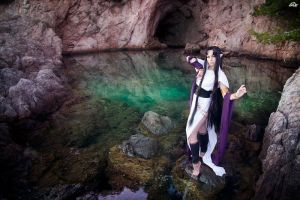 RG Veda_Sea cave by SoranoSuzu