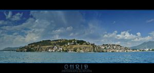 Ohrid Panoarama by mitatos