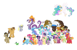 The Beyond Poster Project 1308 by DrLonePony