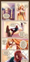 Webcomic - TPB - Chapter 1 - Page 13 by Dedasaur