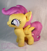 MLP FiM: Scootaloo by sugarstitch
