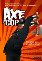 Mother F-ckin' Axe Cop by CarlPearce