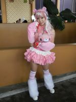 Anime Los Angeles 2015 Gloomy Bear pt.2 by Demon-Lord-Cosplay