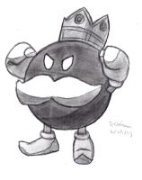 Big Bob-omb by DrChrisman