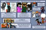 2017 Commission Info! by Gathion
