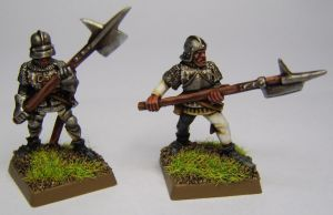 MORDHEIM Reikland Mercenaries by FraterSINISTER