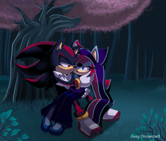 Shadow X Susan by Fivey